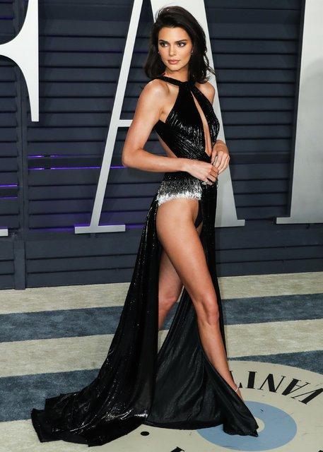 Partiye Kendall Jenner damgası - Magazin haberleri