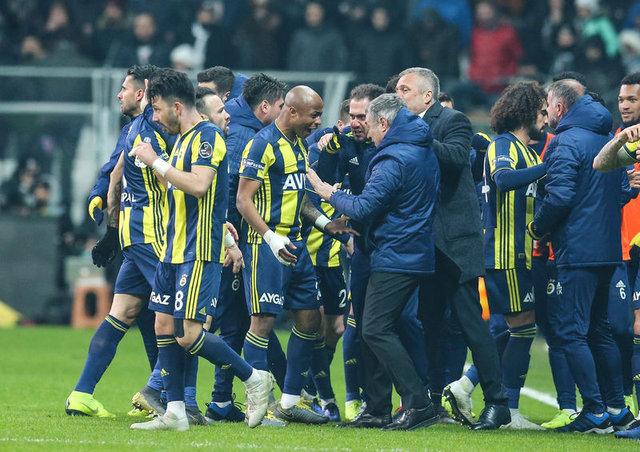 Derbide Fenerbahçe soyunma odasında neler yaşandı? Son dakika Fenerbahçe haberleri