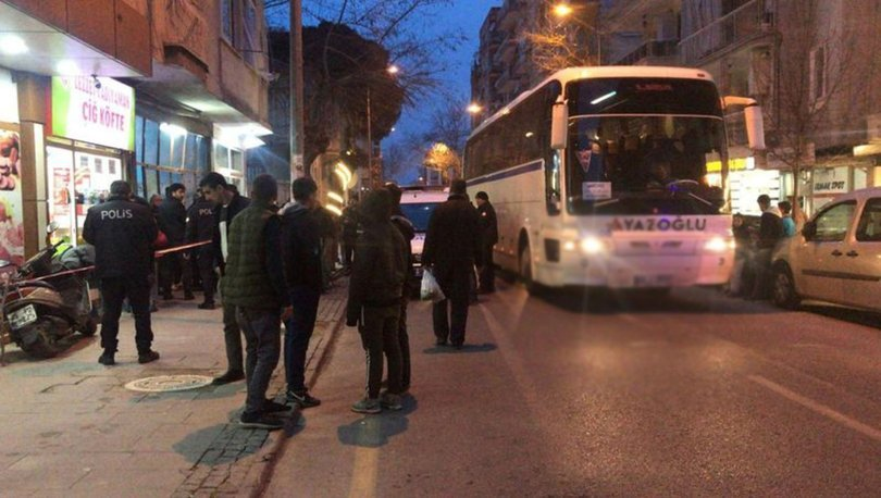 Manisa'da ortağını vurdu, Balıkesir'de otobüs kaçırdı