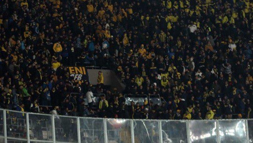 Fenerbahçe'den taraftarına derbi teşekkürü