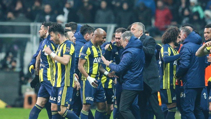 Fenerbahçe bitti demeden bitmiyor, sarı-lacivertliler derbi kaybetmiyor!
