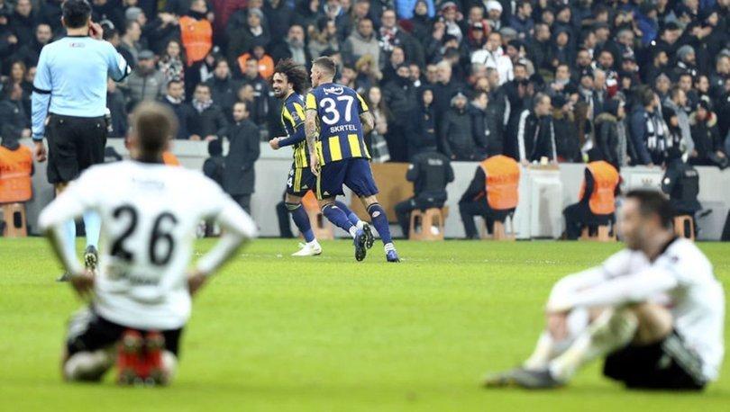 Beşiktaş, 8 sezonda zirveden hiç bu kadar kopmamıştı!