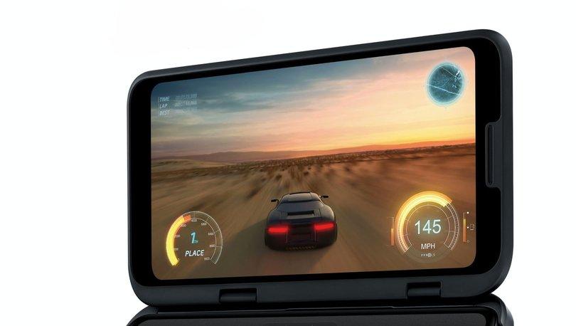 5G'li LG V50 ThinQ ve el tanımalı LG G8 ThinQ tanıtıldı