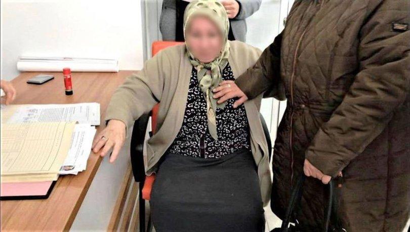 İki yaşlı kadın tapuda küs rolüyle vurgun yaptı!