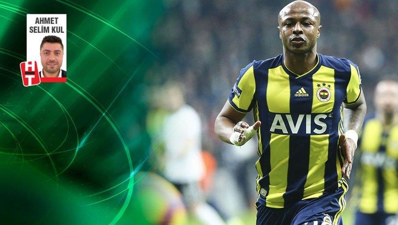 Ayew: Beşiktaş'a karşı karakter ve güç gösterdik
