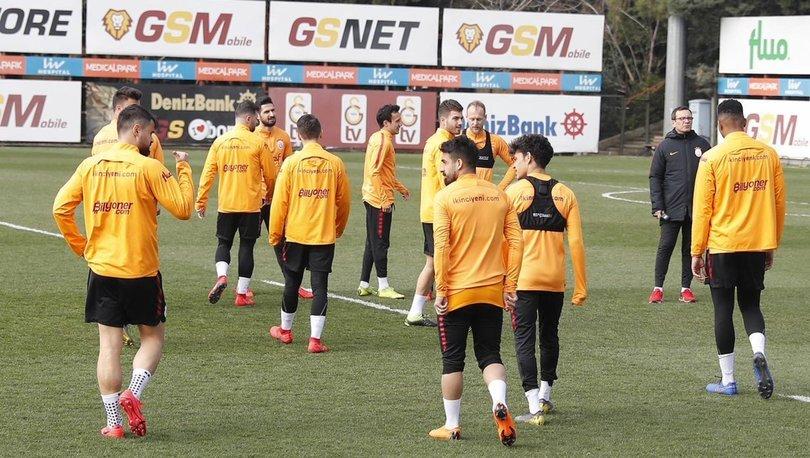 Galatasaray, Hatay'a 8 eksikle gidiyor