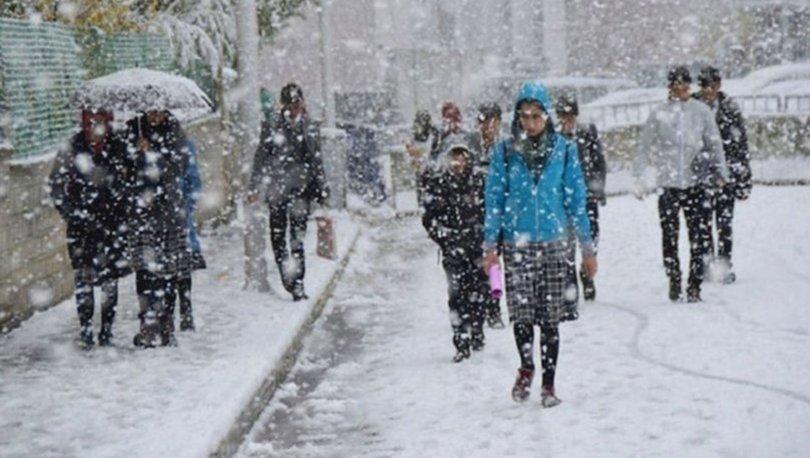 DONACAĞIZ! Meteoroloji'den kar uyarısı geldi! İşte o iller...