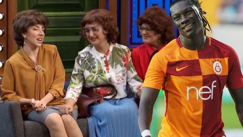 Gomis, Güldür Güldür Show'un o skeci paylaştı - Magazin haberleri