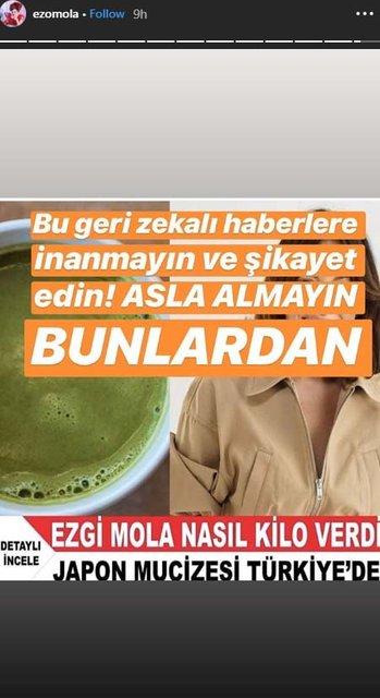 Ezgi Mola isyan etti! - Magazin haberleri