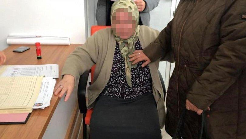 Küs rolüyle 2,5 milyonluk vurgun yapan 2 yaşlı kadın ve 3 şebeke üyesi tutuklandı