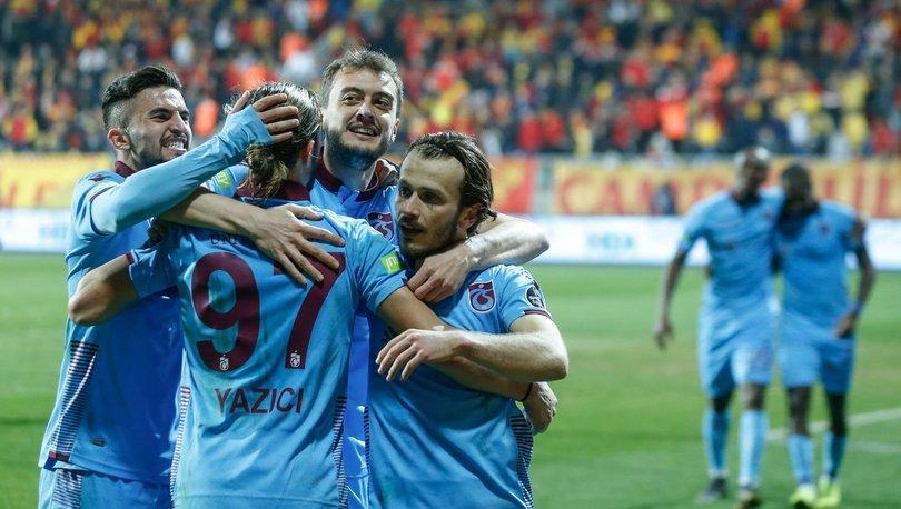 Trabzonspor'da maliyet değişti ama puan değişmedi