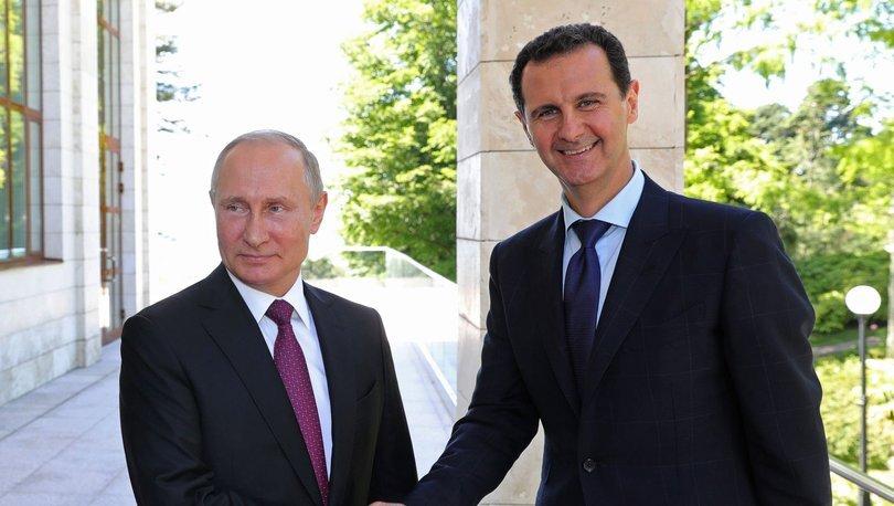 Son dakika... Rusya ve Suriye'den ABD'ye çağrı: Suriye'den çekil!