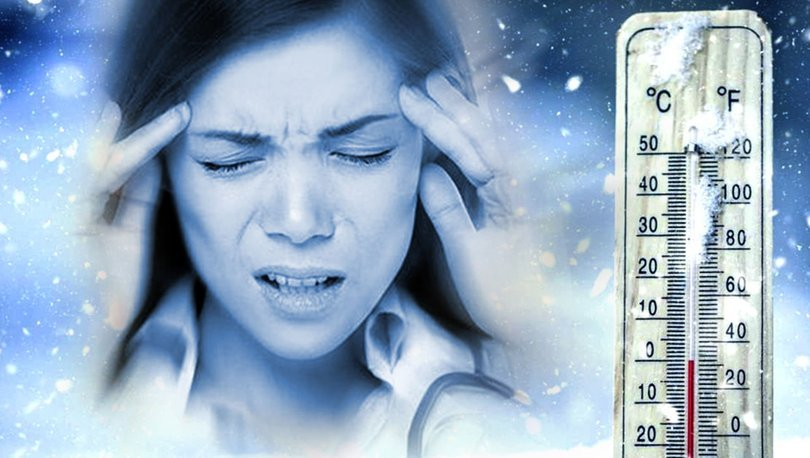 Soğuk havanın insan sağlığına 7 yararı var