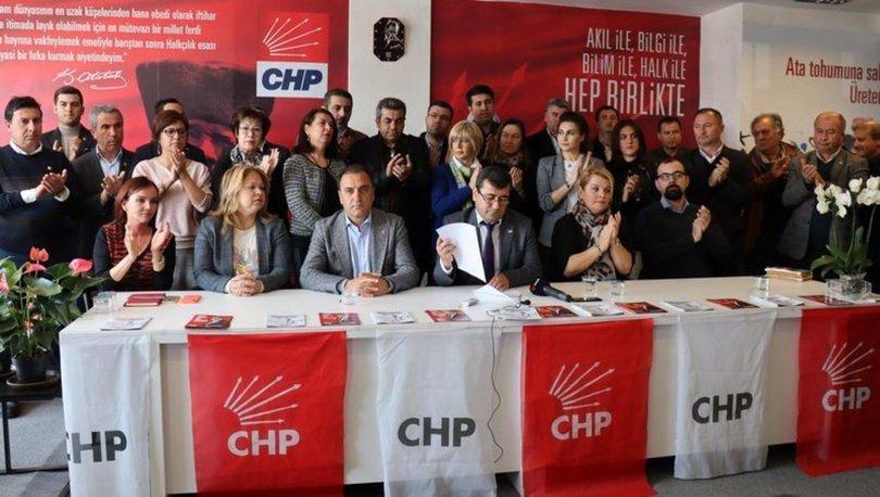 CHP Bodrum İlçe Başkanlığı'ndan Saruhan için YSK'ya itiraz