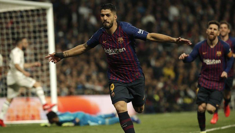 Real Madrid: 0 - Barcelona: 3 | MAÇ SONUCU ve ÖZETİ