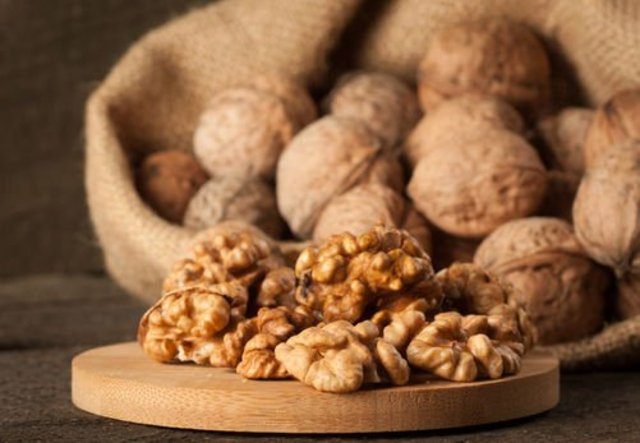 Walnut consumes less depression
