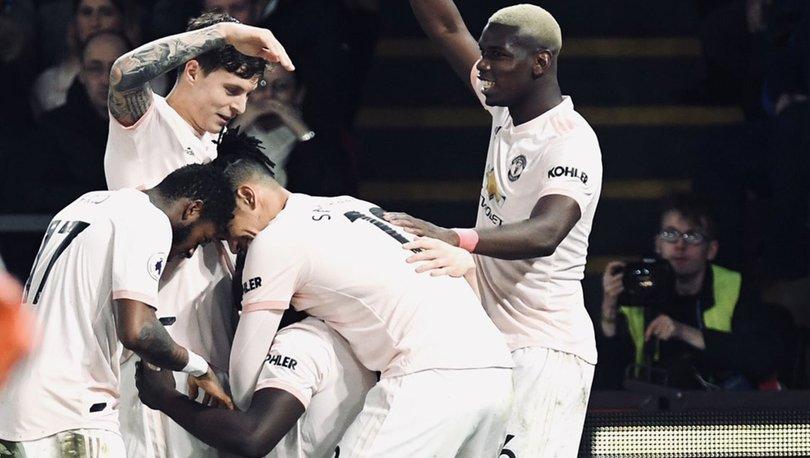 Crystal Palace: 1 - Manchester United: 3 | MAÇ SONUCU
