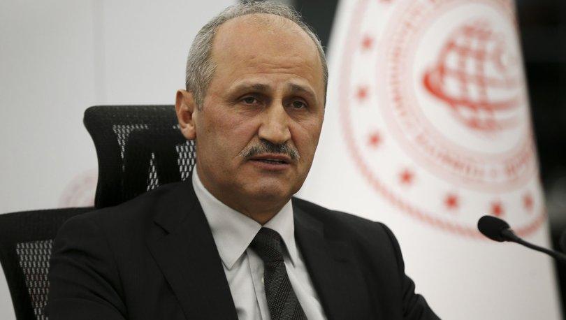 Bakan Turhan: Yolcu ve yük taşıma amaçlı bir hızlı tren hattı inşa edilecek