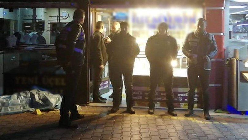 Mersin'de, 2 kişiyi öldüren soyguncu yakalandı