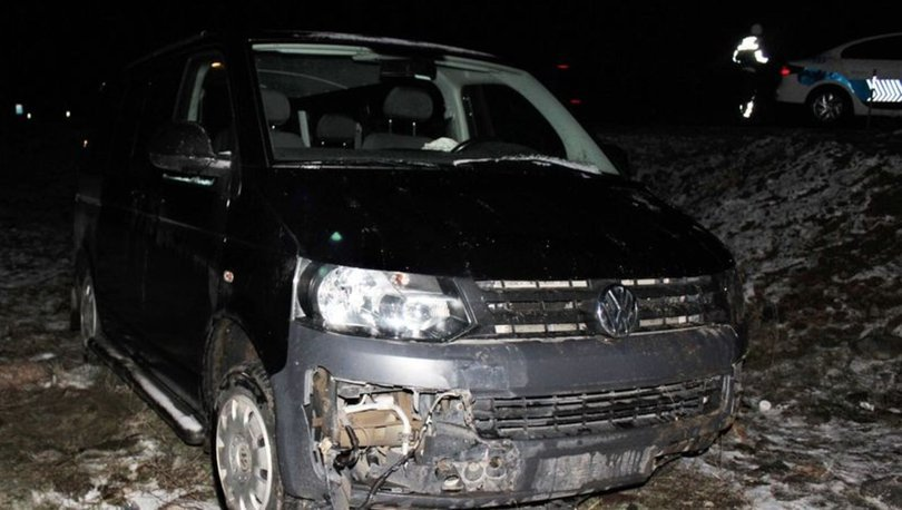 Elazığ'da trafik kazası! 6 kişi yaralandı
