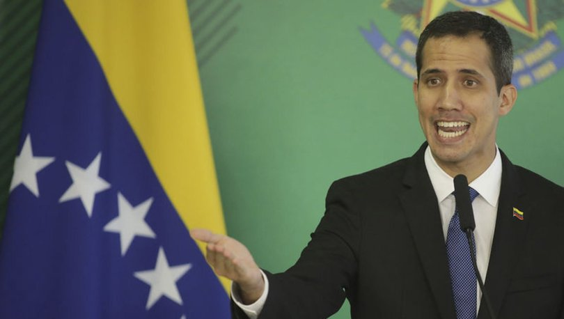Guaido'dan Venezuela petrolünü özel sektöre açma vaadi