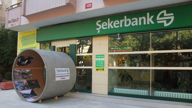 Şekerbank'tan 2018'de 86,4 milyon lira net kar