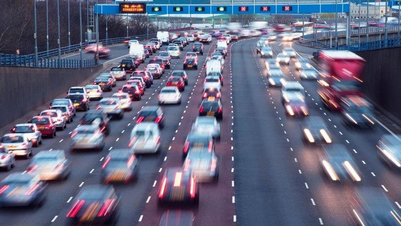 Trafiğe kayıtlı araç sayısı Ocak'ta 23 milyona dayandı