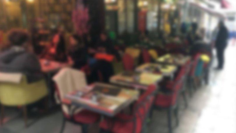 Kaçak nargile tütünleri lüks kafelerde müşterilere sunulmuş