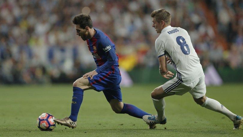 La Liga'da El Clasico heyecanı yaşanacak