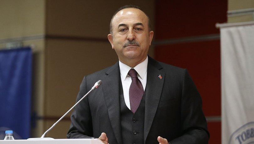 Bakan Çavuşoğlu'ndan Patriotlarla ilgili önemli açıklama