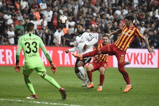 Kayserispor Beşiktaş maçı saat kaçta? Beşiktaş'ın muhtemel 11'i şöyle...