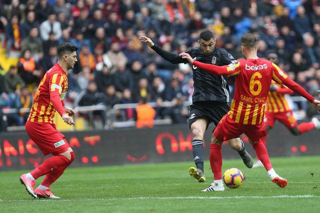 Rıdvan Dilmen'den Kayserispor - Beşiktaş ve Fenerbahçe - Rizespor maçları yorumları