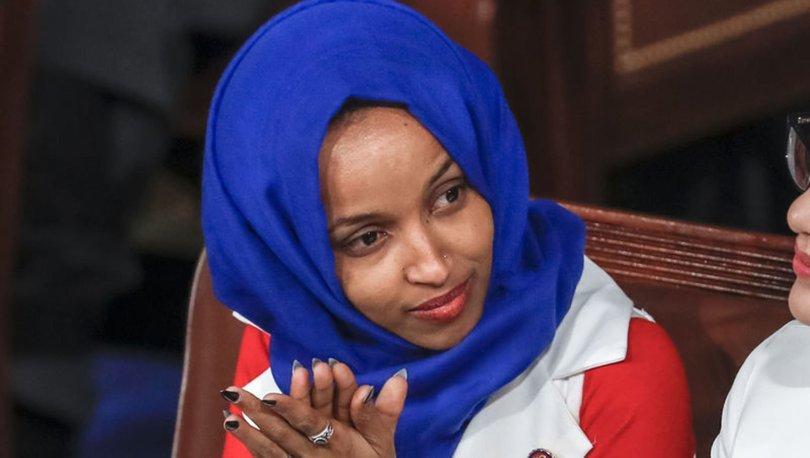 ABD'de Cumhuriyetçilerden Ilhan Omar'a