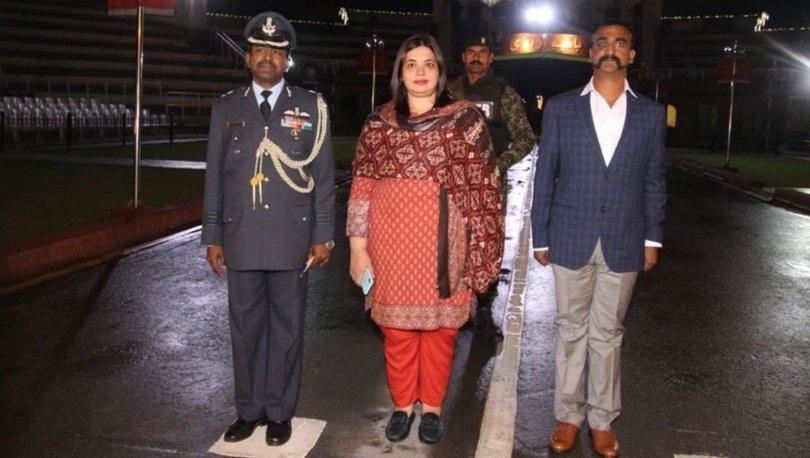 Hindistanlı Pilottan Pakistan Ordusuna övgü çok Etkilendim Son