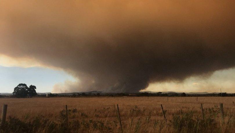 Avusturalya'da korkunç yangın: 4 farklı noktada başladı!
