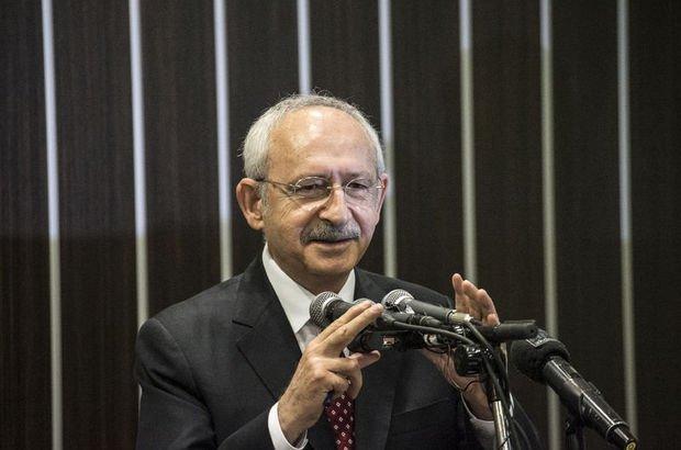 Kılıçdaroğlu'ndan Rektör'e tanzim eleştirisi