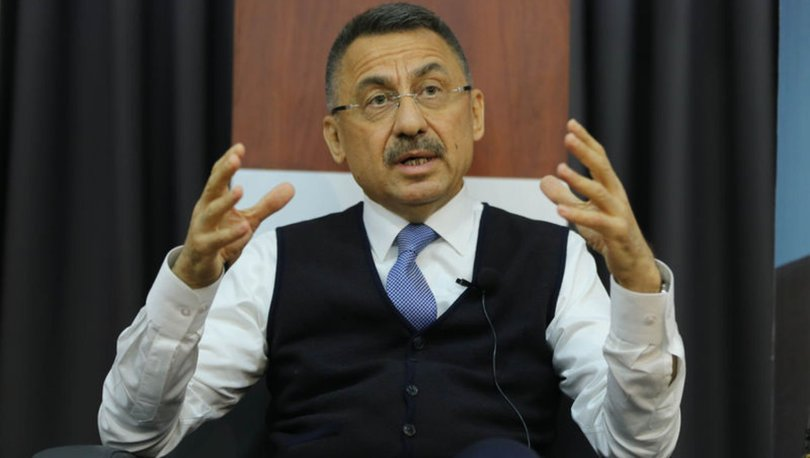 Fuat Oktay: FETÖ'nün de PKK'nın da inlerine girdik!