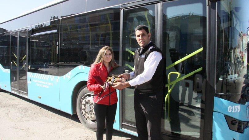 Yeni evli genç kadın halk otobüsünden indiği anda hayatının şokunu yaşadı