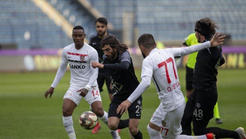 Osmanlıspor, Özköylü ile ilk kez kaybetti Son 10 maçını kazanmıştı