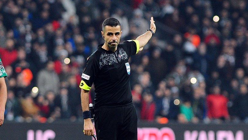 BB Erzurumspor-Galatasaray maçının VAR'ı Mete Kalkavan Maç saat 19:00'da