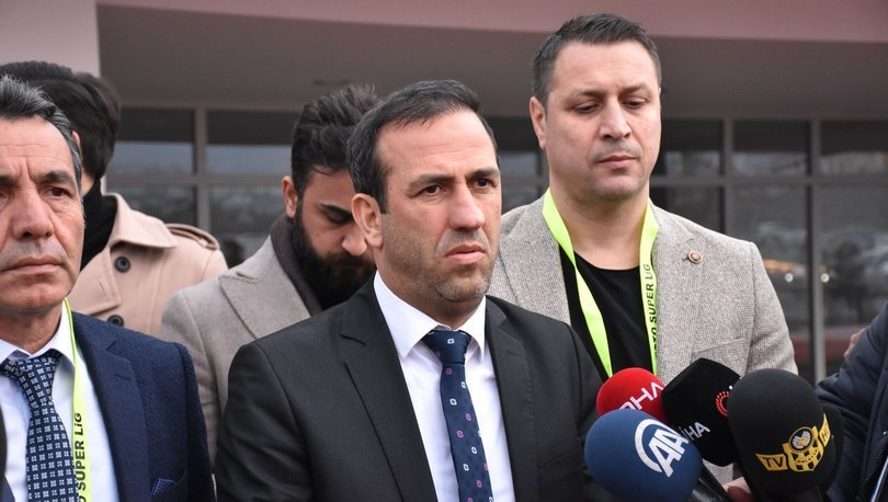 Yeni Malatyaspor'dan Fırat Aydınus'a tepki: