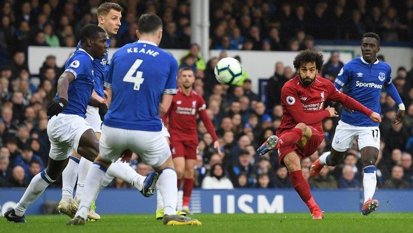 Everton: 0 - Liverpool: 0 (MAÇ SONUCU)
