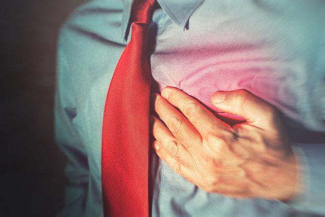 Göğüs ağrısının nedenleri