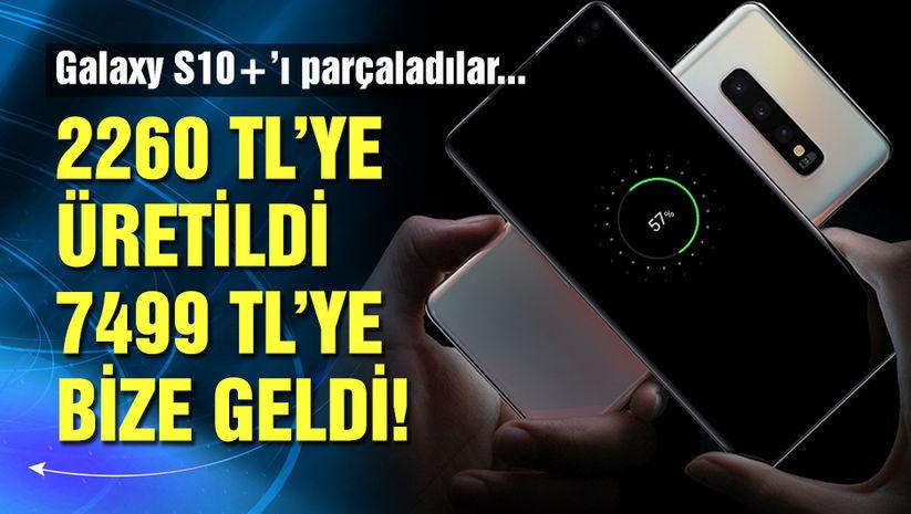 2260 TL'ye üretildi, 7499 TL'ye Türkiye'ye geldi!