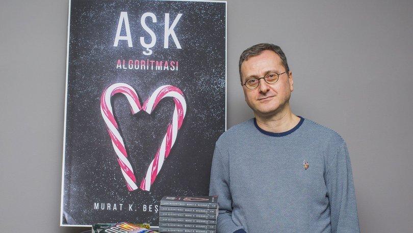 Murat K. Beşiroğlu'ndan yeni roman: Aşk Algoritması