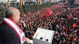 Cumhurbaşkanı Erdoğan'dan İstanbul'da önemli açıklamalar