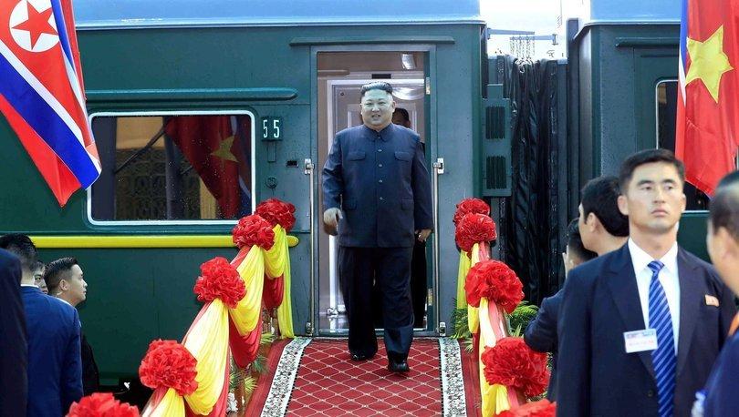 Kuzey Kore lideri Rusya'yı ziyaret edecek