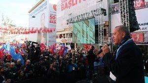 Cumhurbaşkanı Erdoğan'dan Esenyurt'ta açıklamalar