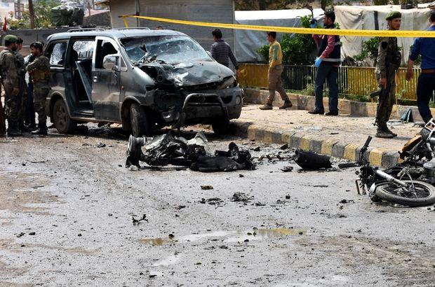 El Bab'da patlama: Çok sayıda yaralı var!
