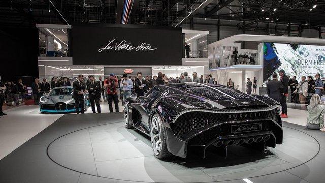 Dünyanın en pahalı otomobil oldu